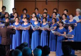 샌프란시스코 기독여성 & LA 남성선교 합동연주
